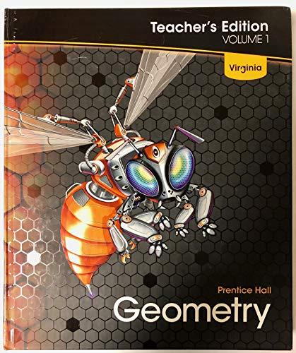 Prentice Hall Geometry Teacher's Edition Virginia Edition: Randall I. Charles,Prentice