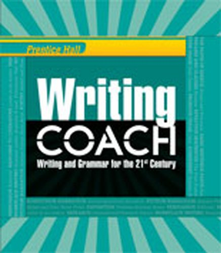 9780132531436: WRITING COACH 2012 STUDENT EDITION GRADE 09