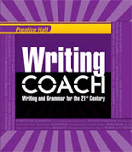 9780132531443: WRITING COACH 2012 NATIONAL STUDENT EDITION GRADE 10 (NATL)