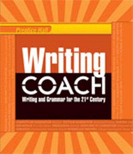 9780132531450: WRITING COACH 2012 NATIONAL STUDENT EDITION GRADE 11 (NATL)