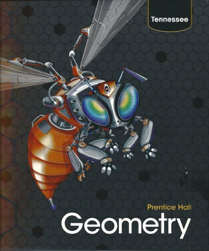 Prentice Hall Tennessee Edition Geometry: Charles, Randall