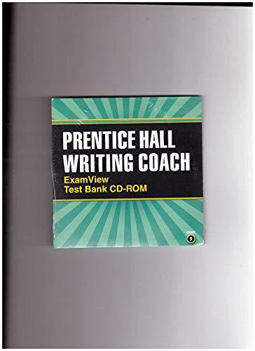 9780132532211: WRITING COACH 2012 NATIONAL EXAMVIEW CD GRADE 9