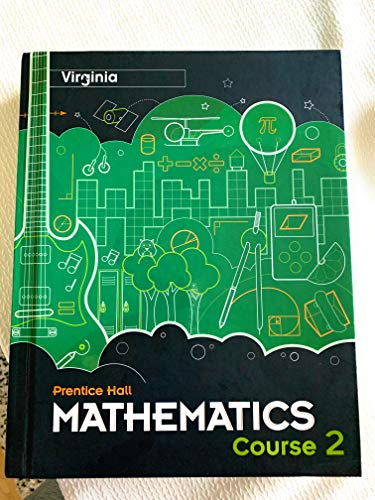 Mathematics, Course 2, Student Edition, Virginia Edition: Pearson