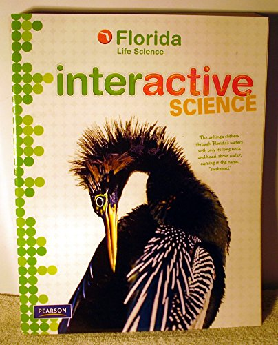 9780132534000: Florida Life Science Student Text (Interactive Science)