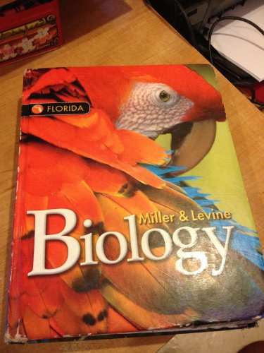 9780132534598: FloridaBiology by Miller & Levine 2012 Pearson