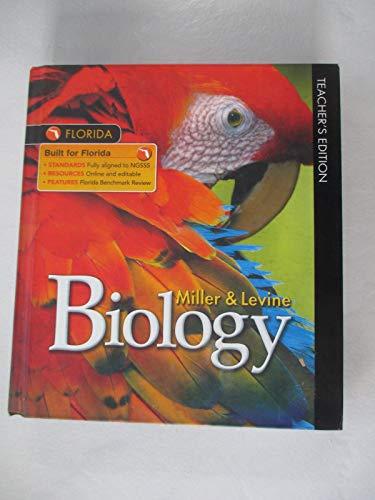 9780132534611: Pearson Biology Florida Teacher's Edition