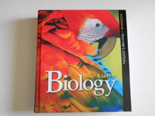 9780132534659: Miller & Levine Biology - Louisiana Teacher's Edition (2012)