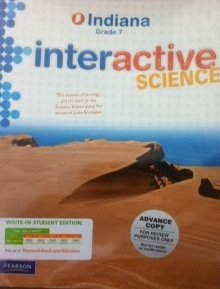 9780132534765: Indiana Grade 7 Interactive Science