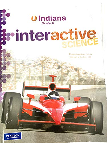 9780132534789: Interactive Science (Indiana Grade 8)