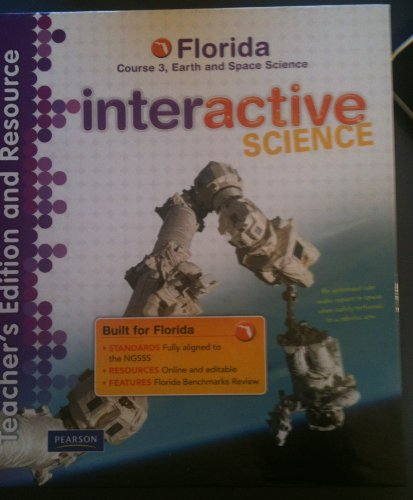 Interactive Science (Teachers Edition and Resource, Course 3, Earth and Space Science)