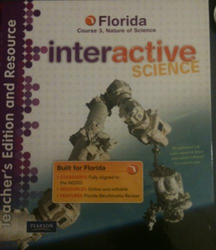 9780132537391: Interactive Science (Course 3 Teacher's Edition)