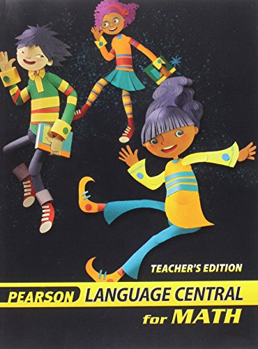 9780132538428: LANGUAGE CENTRAL FOR MATH 2011 TEACHER EDITION GRADE 6/8