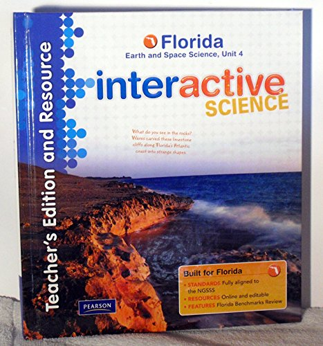 Teacher's Edition and Resource, Florida Earth and: Don Buckley, et