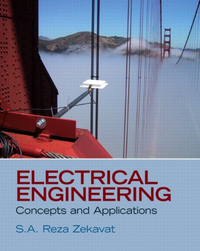 9780132539180: Electrical Engineering: Concepts and Applications