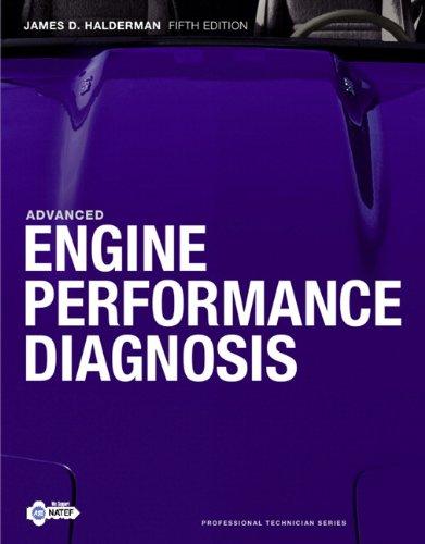 9780132540094: Advanced Engine Performance Diagnosis (5th Edition)