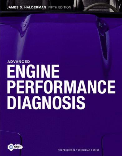 9780132540094: Advanced Engine Performance Diagnosis (5th Edition)