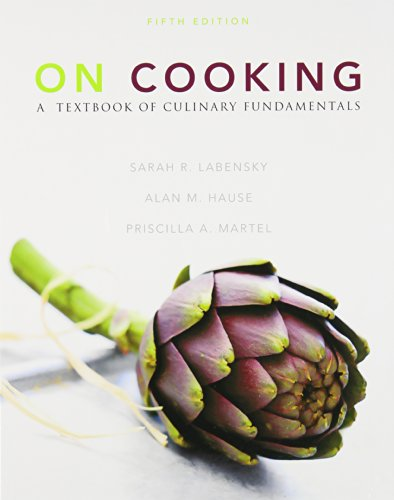 9780132540674: On Cooking: A Textbook of Culinary Fundamentals with Cooking Techniques DVD and Study Guide (5th Edition)