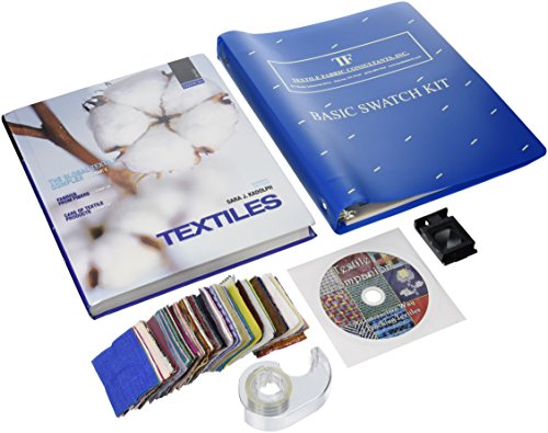 9780132541305: Textiles with Basic Textiles Swatch Kit (11th Edition)