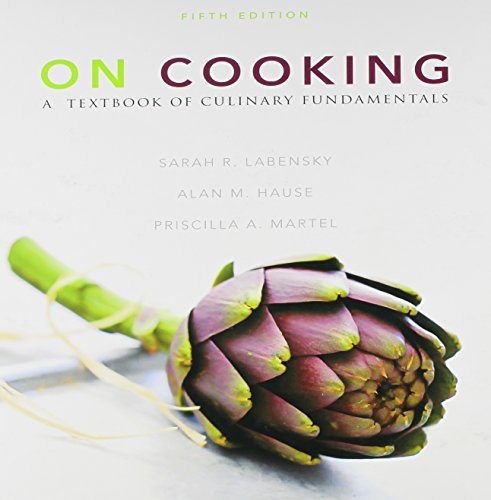 9780132541329: ON COOKING: TEXTBK CUL FUND&COOKING DVD PKG (5th Edition)
