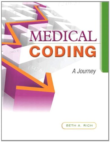 9780132541770: Medical Coding: A Journey (MyHealthProfessionsLab Series)