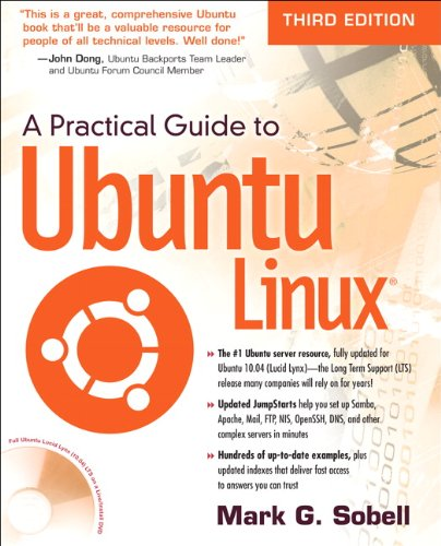 9780132542487: A Practical Guide to Ubuntu Linux (3rd Edition)