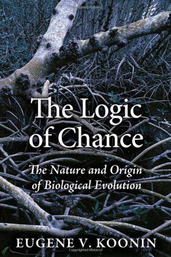 9780132542494: The Logic of Chance: The Nature and Origin of Biological Evolution (FT Press Science)