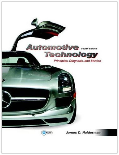 9780132542616: Automotive Technology (4th Edition)