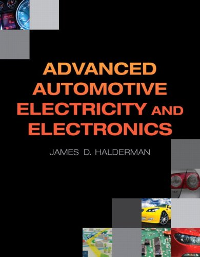 9780132542623: Advanced Automotive Electricity and Electronics (Professional Technical Series)