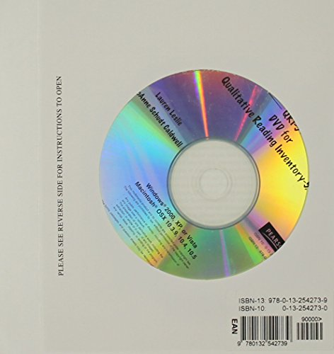 Video and Resource DVD for Qualitative Reading: Leslie, Lauren^Caldwell, JoAnne