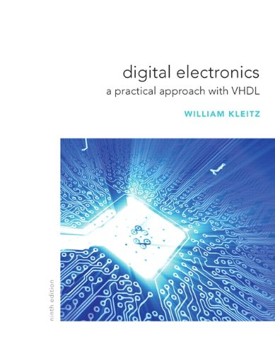 9780132543033: Digital Electronics: A Practical Approach with VHDL (9th Edition)
