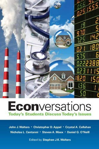 9780132544665: Econversations: Today's Students Discuss Today's Issues (Pearson Series in Economics)