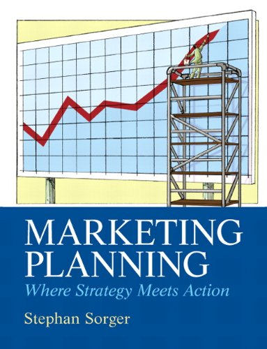 9780132544702: Marketing Planning: Where Strategy Meets Action