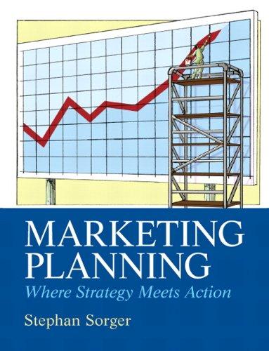 9780132544702: Marketing Planning