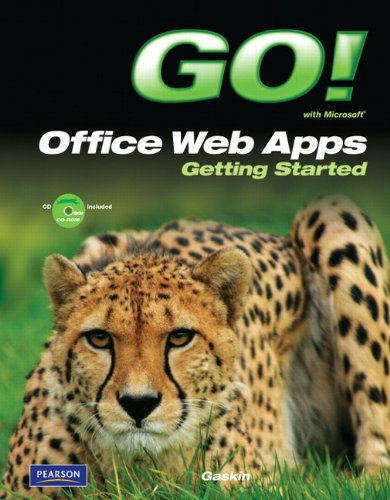 9780132544849: GO! with Microsoft Office Web Apps Getting Started
