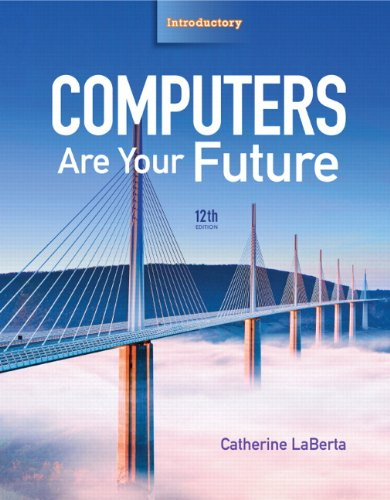 9780132545181: Computers are Your Future, Introductory