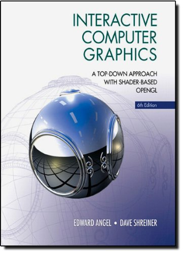 9780132545235: Interactive Computer Graphics: A Top-Down Approach with Shader-Based OpenGL (6th Edition)