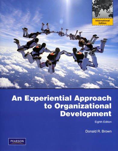 9780132546140: Experiential Approach to Organization Development: International Version