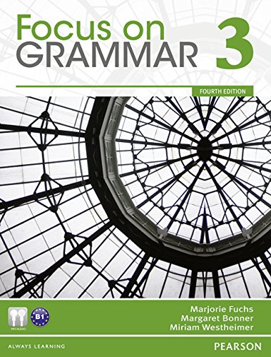 9780132546485: Focus on Grammar 3