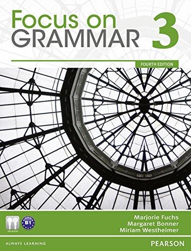 9780132546485: Focus on Grammar 3