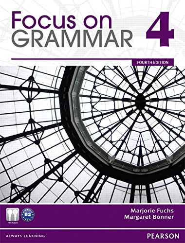 9780132546492: Focus on Grammar 4 (4th Edition) - standalone book