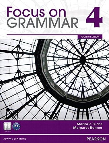 9780132546492: Focus on Grammar 4 (4th Edition) - standalone book