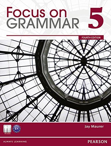 9780132546508: Focus on Grammar 5