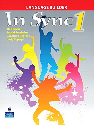 In Sync 1 Language Builder (9780132547840) by Fricker, Rod; Freebairn, Ingrid; Bygrave, Jonathan; Copage, Judy