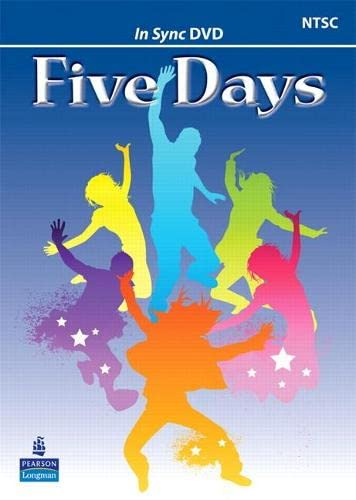 9780132547956: In Sync 2 DVD, Five Days