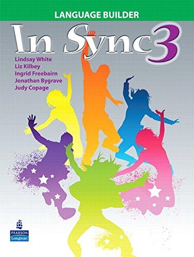 In Sync 3: Language Builder: White, Lindsay/ Freebairn,
