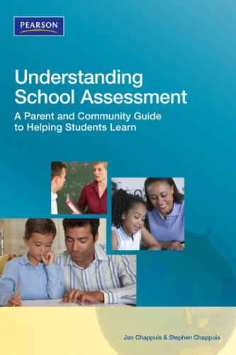 9780132548731: Understanding School Assessment: A Parent and Community Guide to Helping Students Learn (Assessment Training Institute, Inc.)