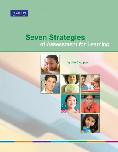 9780132548755: Seven Strategies of Assessment for Learning (Assessment Training Institute, Inc.)