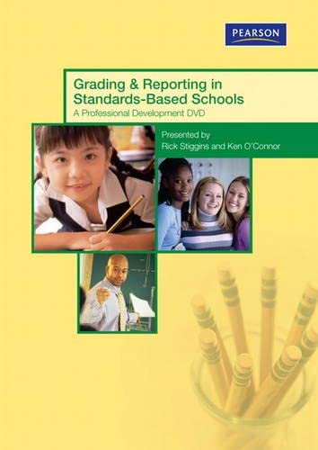 9780132548847: Grading & Reporting in Standards-Based Schools Standalone DVD (Assessment Training Institute, Inc.)
