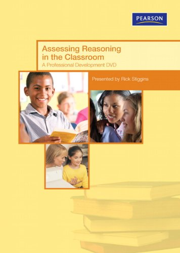 9780132548885: Assessing Reasoning in the Classroom DVD (Assessment Training Institute, Inc.)
