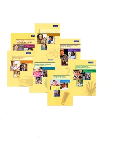 9780132548939: Set of 7 Training DVDs (Assessment Training Institute, Inc.)